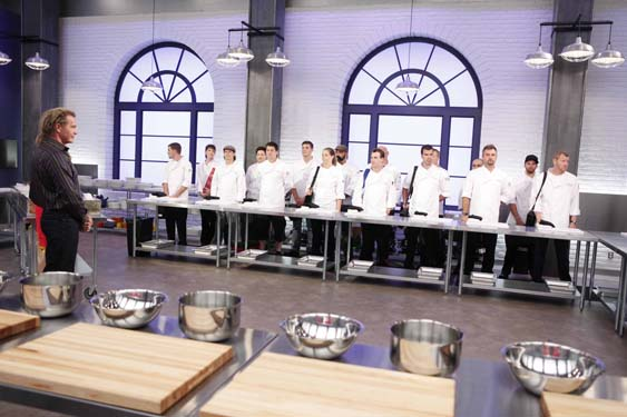 Top Chef Canada - Episode 1 (photo courtesy of Food Network Canada/Insight Productions)