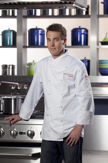 Top Chef Canada - Clayton Beadle (photo courtesy of Food Network Canada/Insight Productions)