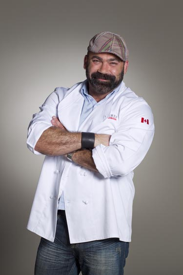 Top Chef Canada – Patrick Wiese (photo courtesy of Food Network Canada/Insight Productions)