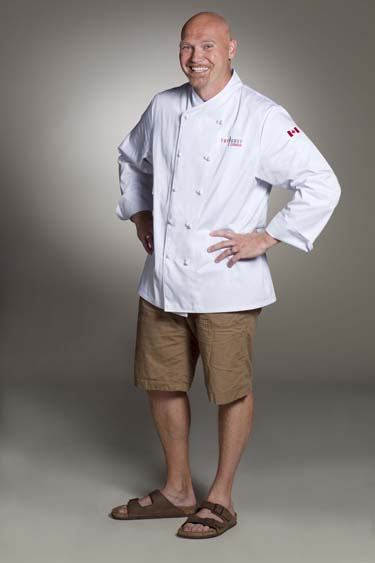 Top Chef Canada – Todd Perrin (photo courtesy of Food Network Canada/Insight Productions)